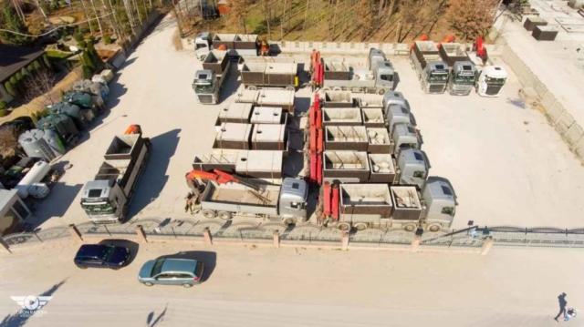 Pablox - výroba betonových žump a septiků