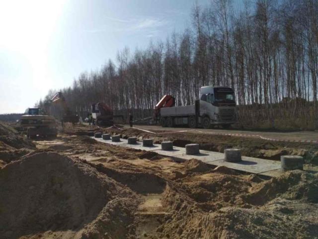 Realizace vícekomorového systému odpadních nádrží